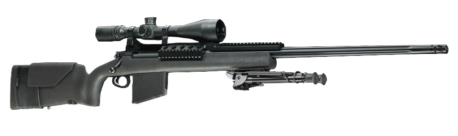 HTR - Heavy Tactical Rifle