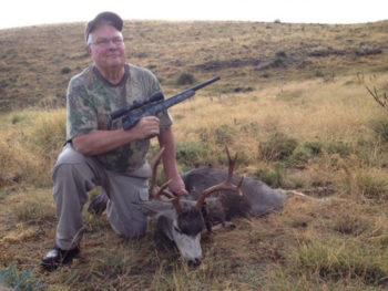 Nels Anderson Mule Deer