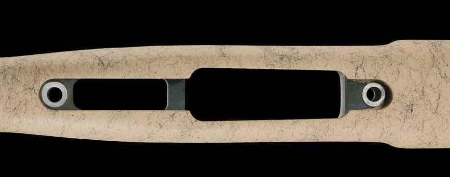 PSV097 – Remington 700 Left Hand Short Action BDL Varmint Barrel Stock