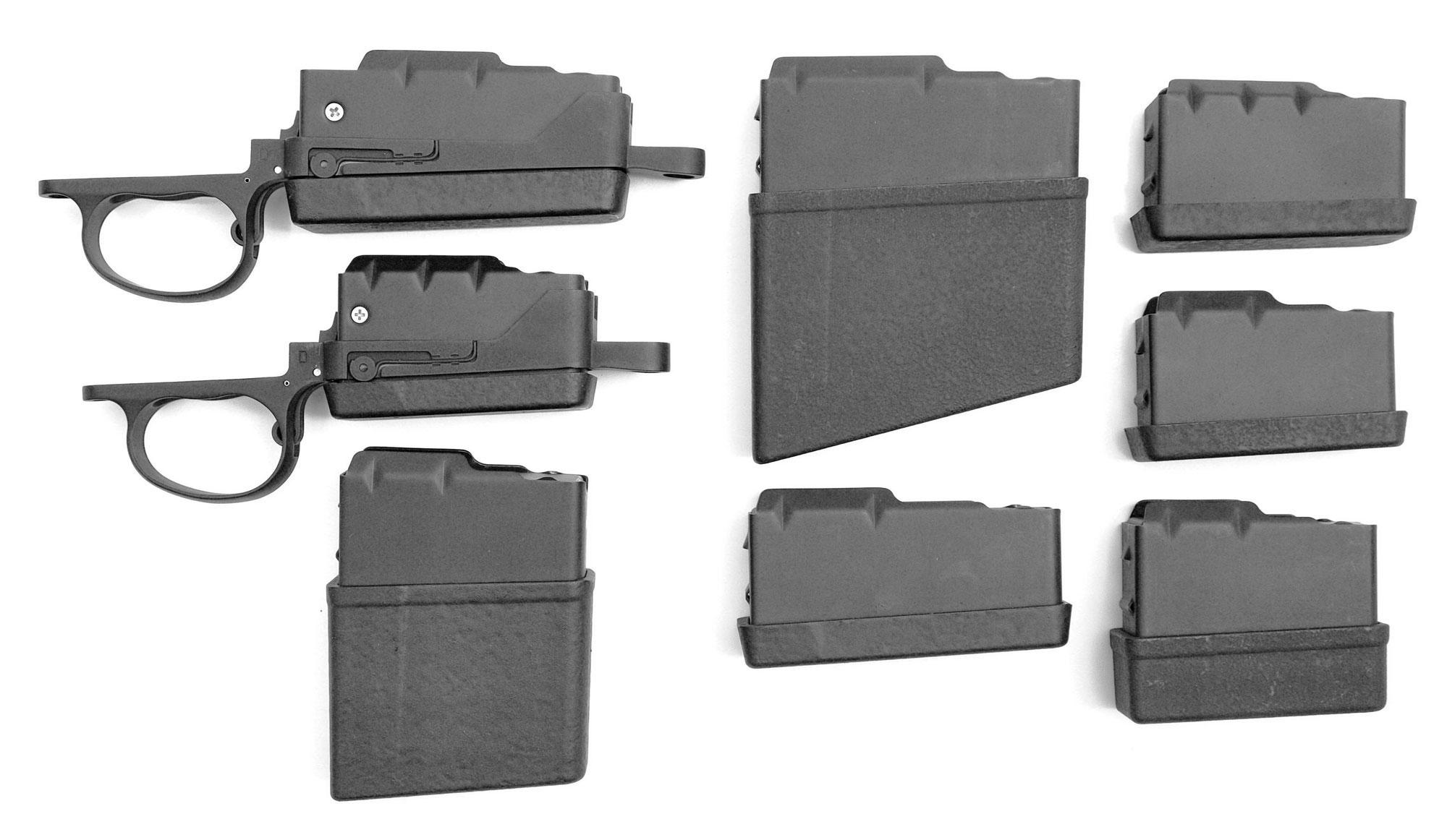 Remington 700 Detachable Magazine Conversion Kits