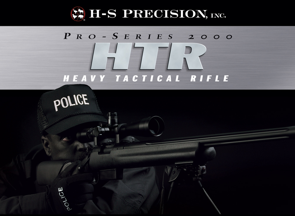 H-S Precision Law Enforcement and Military Rifles