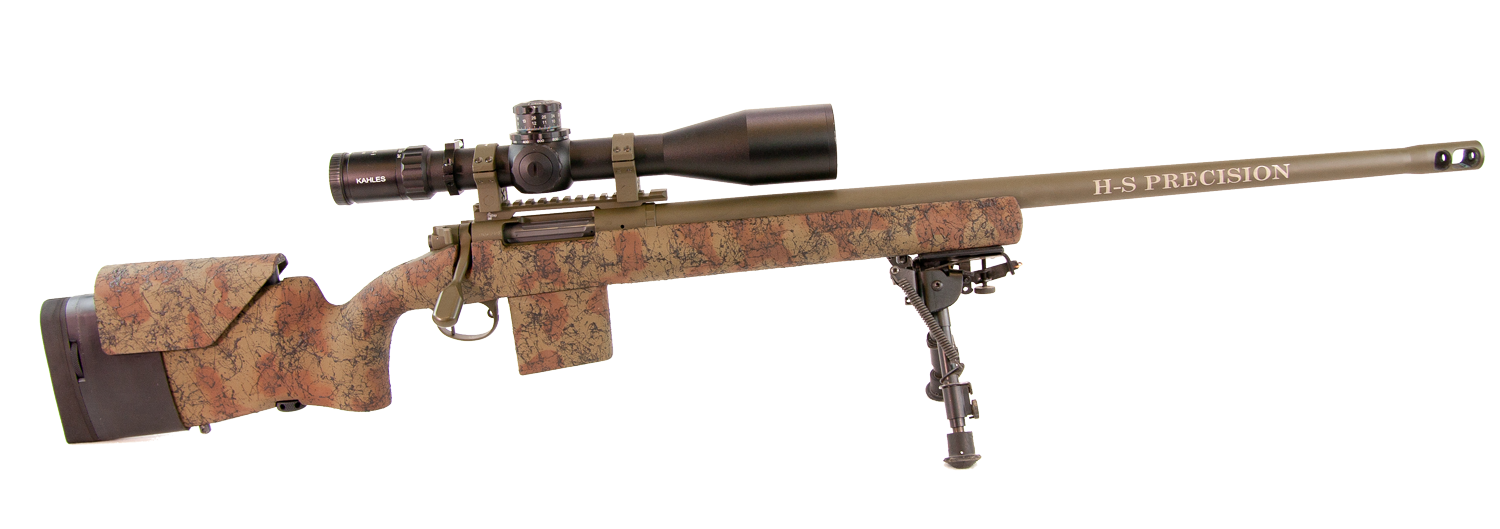 HTR - Precision Rifle